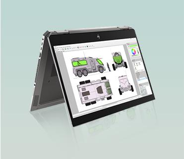 Laptop 2-in-1