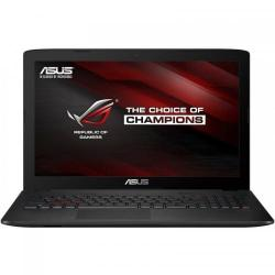 Laptop Asus ROG GL552VX-CN060D, Intel Core i7-6700HQ, 15.6inch, RAM 16GB, HDD 1TB, nVidia GeForce GTX 950M 4GB, Free Dos, Grey, versiunea metalica