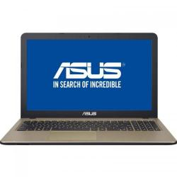 Laptop Asus X540LJ-XX404D, Intel Core i3-5005U, 15.6inch, RAM 4GB, HDD 500GB, nVidia GeForce 920M 2GB, Free Dos, Chocolate Black