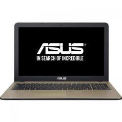 Laptop Asus X540SA-XX383, Intel Pentium N3710, 15.6inch, RAM 4GB, HDD 500GB, Intel HD Graphics 405, Free Dos, Chocolate Black