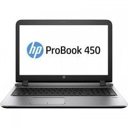 Laptop HP Probook 450 G3, Intel Core i5-6200U, 15.6inch, RAM 8GB, SSD 256GB, Intel HD Graphics 520, Free Dos, Black-Silver